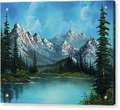 Nature's Grandeur Acrylic Print
