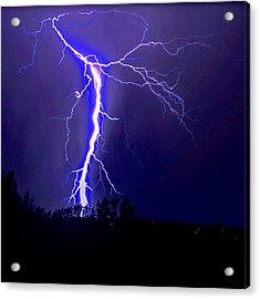 Nature's Light Show Acrylic Print