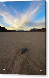 Acrylic Print featuring the photograph Natures Pace by Mike Lang