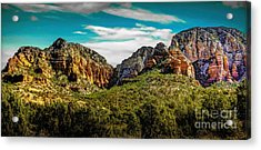 Natures Paintbrush Acrylic Print by Jon Burch Photography