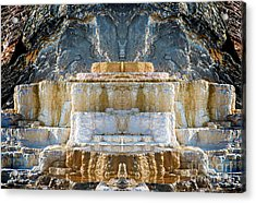 Acrylic Print featuring the photograph The Throne by Robert Pearson