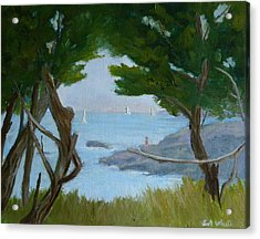 Nature's View Acrylic Print