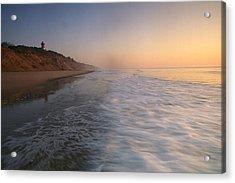 Nauset Light On The Shoreline Of Nauset Acrylic Print