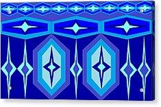 Navajo 7 Acrylic Print