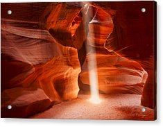 Navajo Light Acrylic Print
