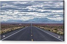 Navajo Route 15 Acrylic Print