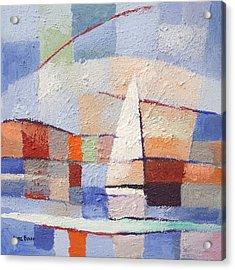Navigator Acrylic Print by Lutz Baar