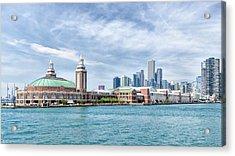 Navy Pier - Chicago Acrylic Print