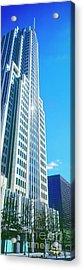 Nbc Tower Acrylic Print