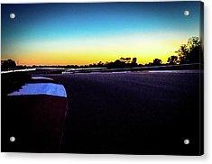 Ncm Motorsports Park - Bowling Green Ky Acrylic Print
