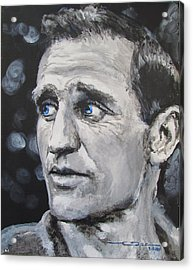 Neal Cassady - On The Road Acrylic Print