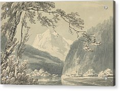 Near Grindelwald Acrylic Print