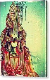 Nearer To You Acrylic Print by Paulo Zerbato
