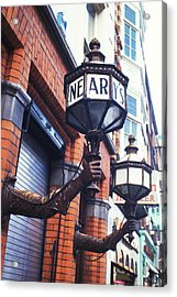 Neary's Pub Acrylic Print by Carl Purcell