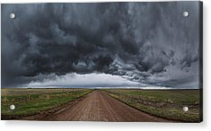 Nebraska 19 Acrylic Print by Darren  White