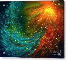Nebulae  Acrylic Print