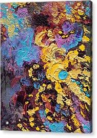 Nebulae Acrylic Print by Katherine Nutt