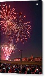Needham Celebrates The 4th Of July Acrylic Print