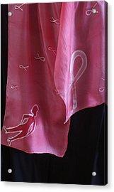 Neel Acrylic Print by Christine  Davis