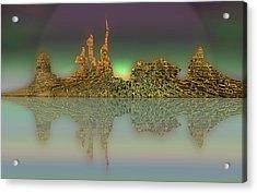 Neft Ardour Acrylic Print