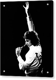 Acrylic Print featuring the photograph Neil Diamond 1972 by Chris Walter