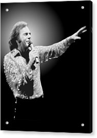 Neil Diamond Reaching Out Acrylic Print