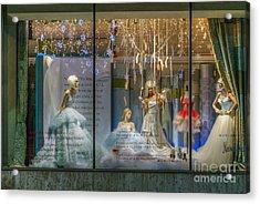 Neiman Marcus Beverly Hills Acrylic Print