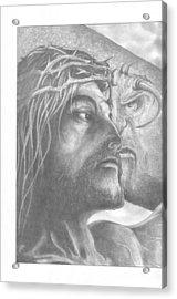 Nemesis 1 Of 2  Acrylic Print by Julian  B