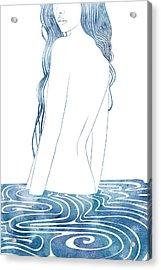 Nereid L Acrylic Print