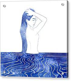 Nereid Vii Acrylic Print