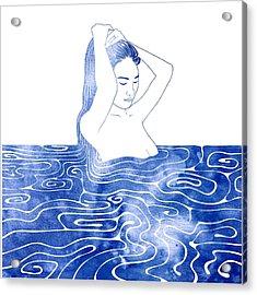 Nereid Viii Acrylic Print
