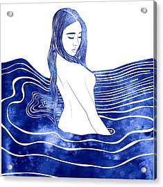 Nereid Xii Acrylic Print