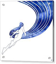 Nereid Xiii Acrylic Print
