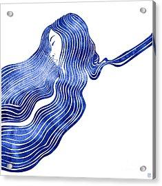 Nereid Xiv Acrylic Print