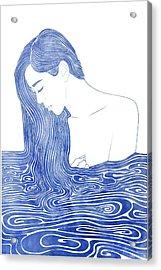 Nereid Xlvii Acrylic Print