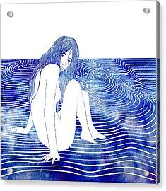 Nereid Xxxv Acrylic Print