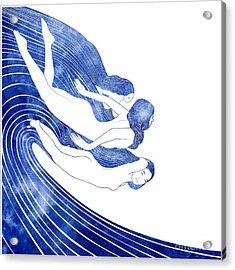 Nereids Acrylic Print