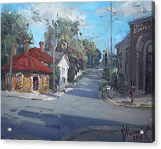 Norval Ontario Acrylic Print