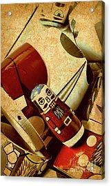 Nest Of Russian Dolls Acrylic Print by Jorgo Photography - Wall Art Gallery