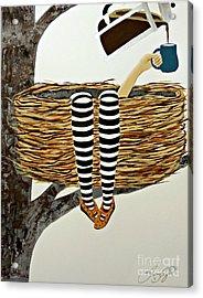 Nest Service Acrylic Print