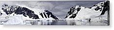 Neumeyer Channel - Antarctica Acrylic Print