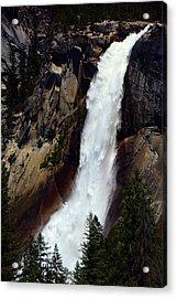 Nevada Falls Acrylic Print