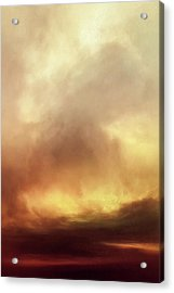 Never Ending Journey Acrylic Print by Lonnie Christopher