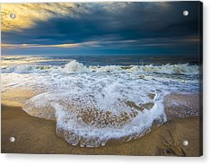 Acrylic Print featuring the photograph Never Ending by Steven Ainsworth