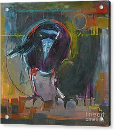 Nevermore Acrylic Print by Ron Stephens