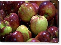 New Apples Acrylic Print by Joseph Skompski