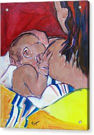 New Born Acrylic Print