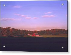 Acrylic Print featuring the photograph New Day Dawning by Diane Merkle