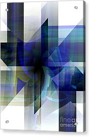 Transparency Acrylic Print by Thibault Toussaint
