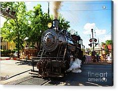 New Hope And Ivyland Railroad  Acrylic Print